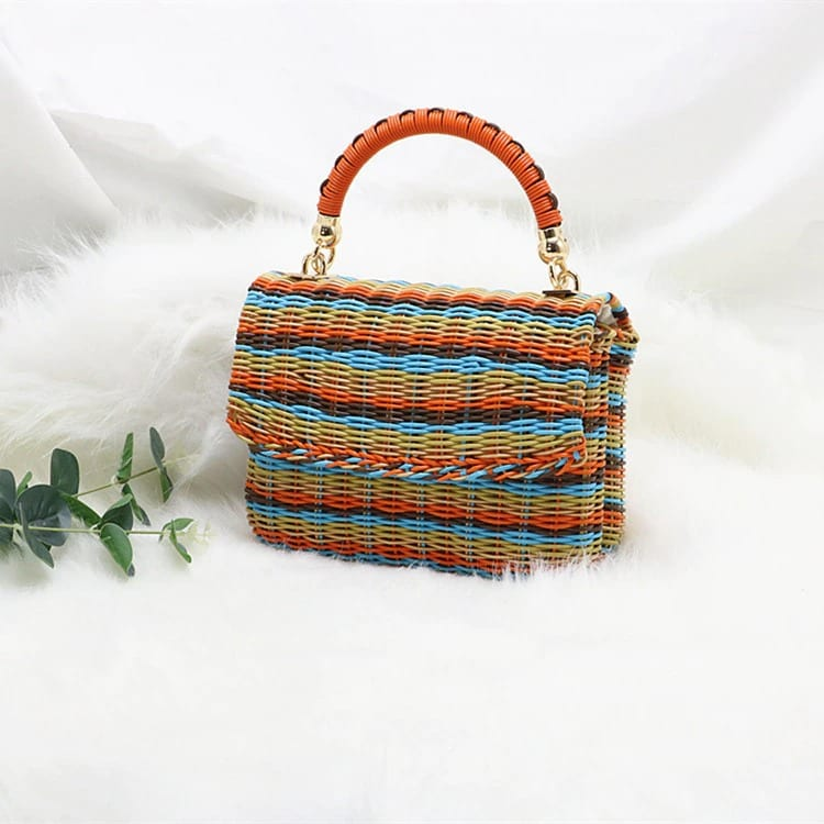 Which summer rattan bag and totes recomment