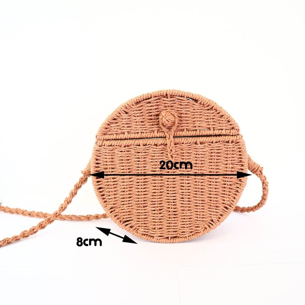 When woven backpack with zipper better