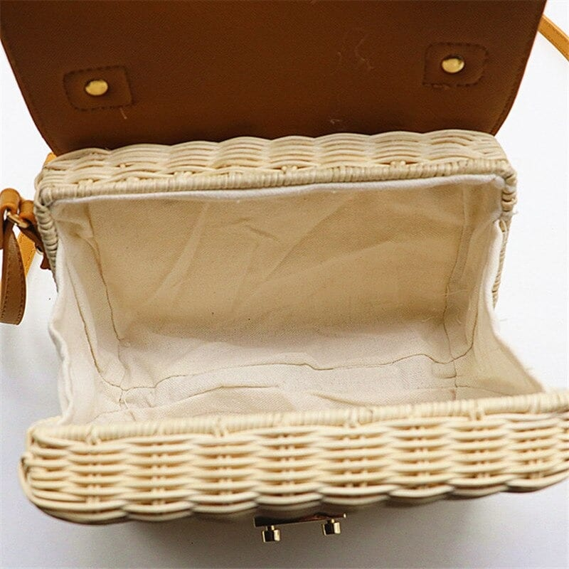 When vintage straw handbag online suggest