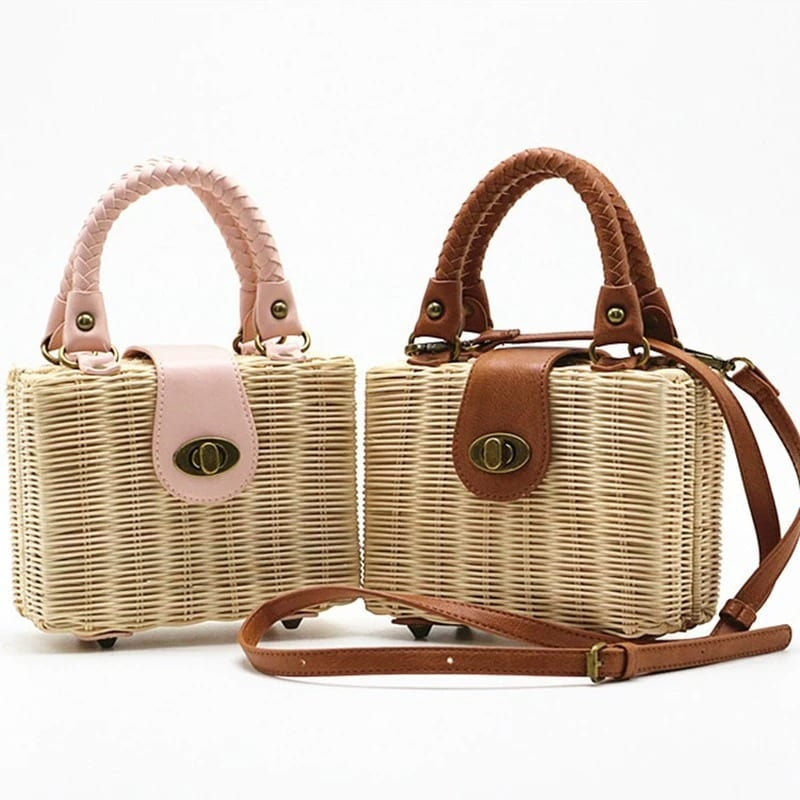 Which straw bags for summer vietnam best