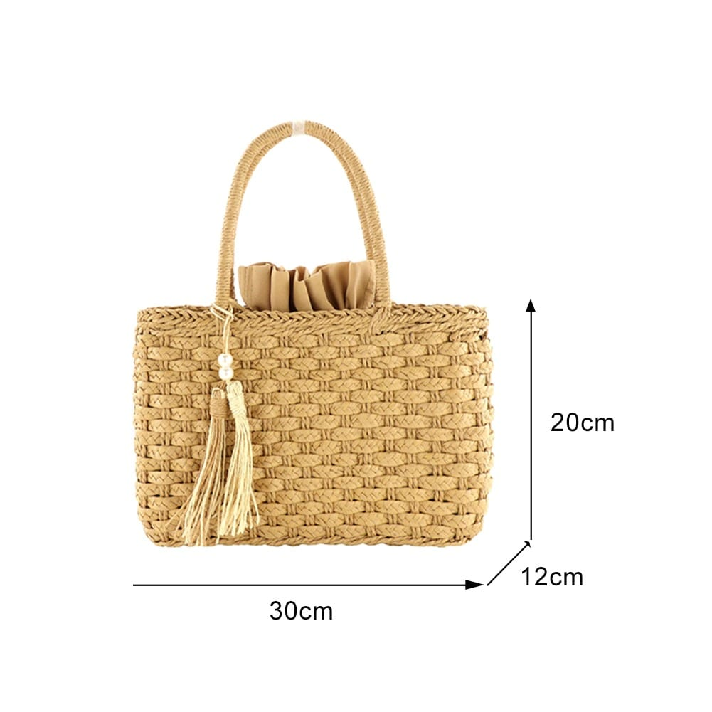 When best summer rattan tote bags
