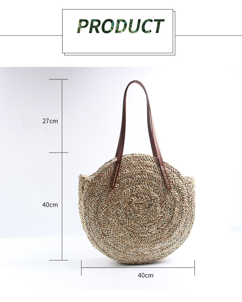 Rattan purse and clutches 2021