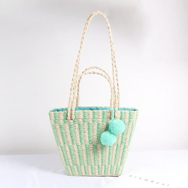Why plastic wicker beach bags top