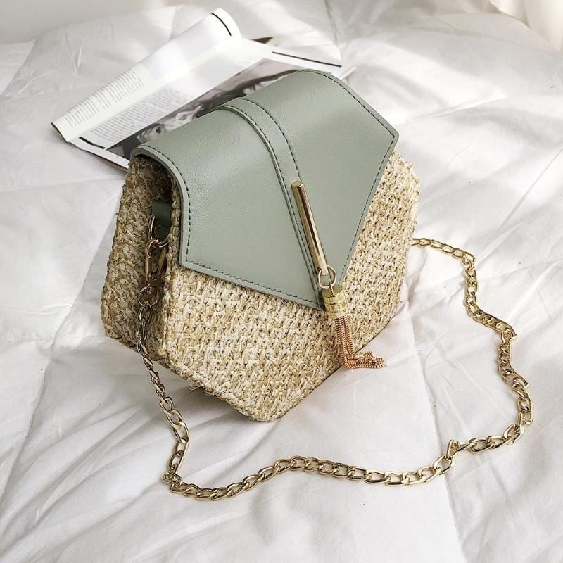 The best rattan clutch