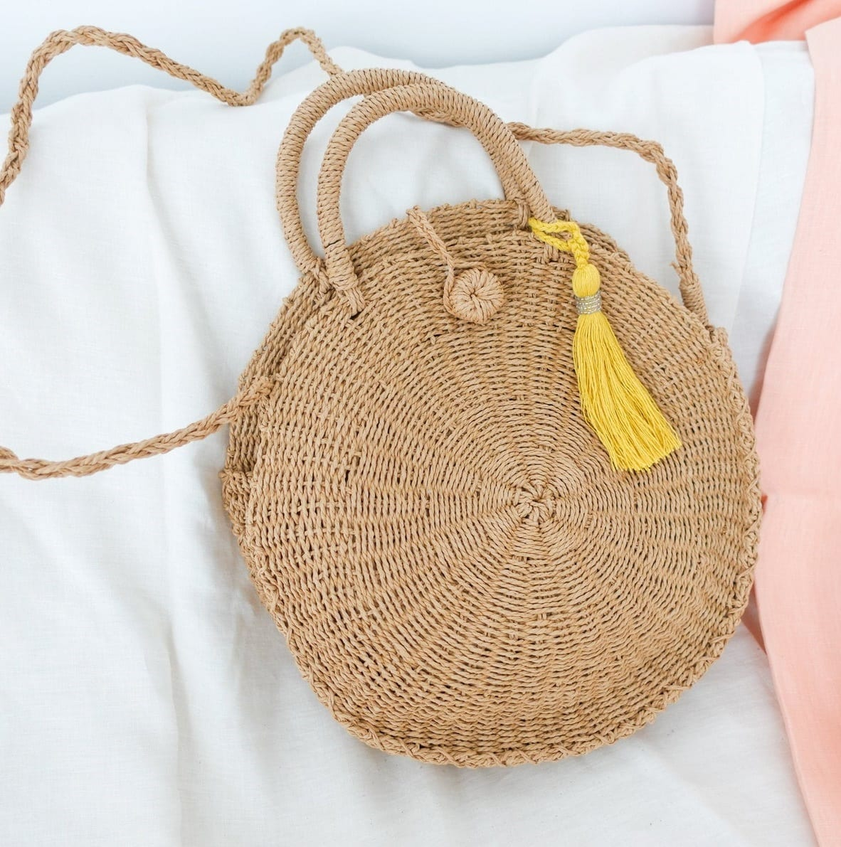 High-end large straw bag recomment