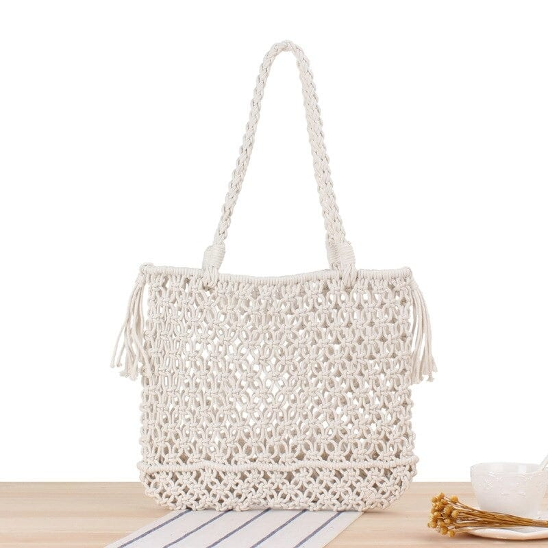 How many summer woven crossbody bag and totes