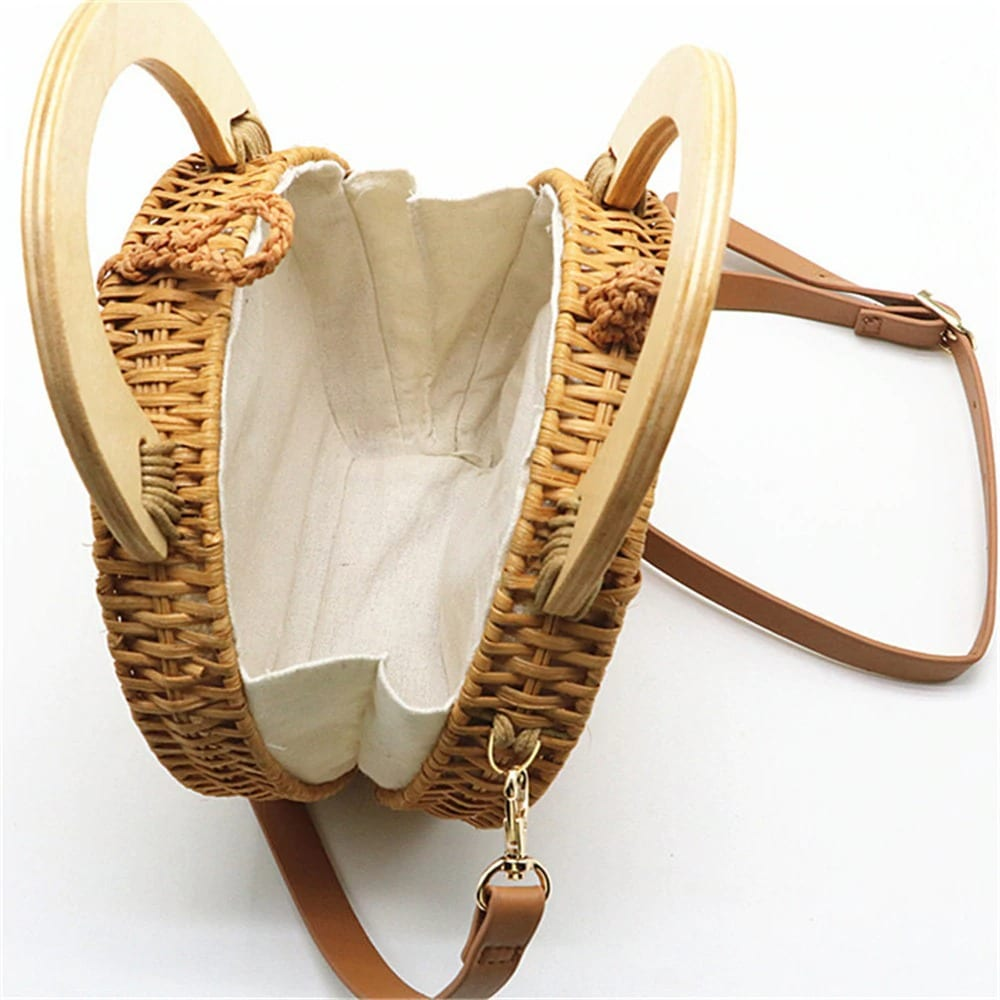 Which the best straw handbag for summer