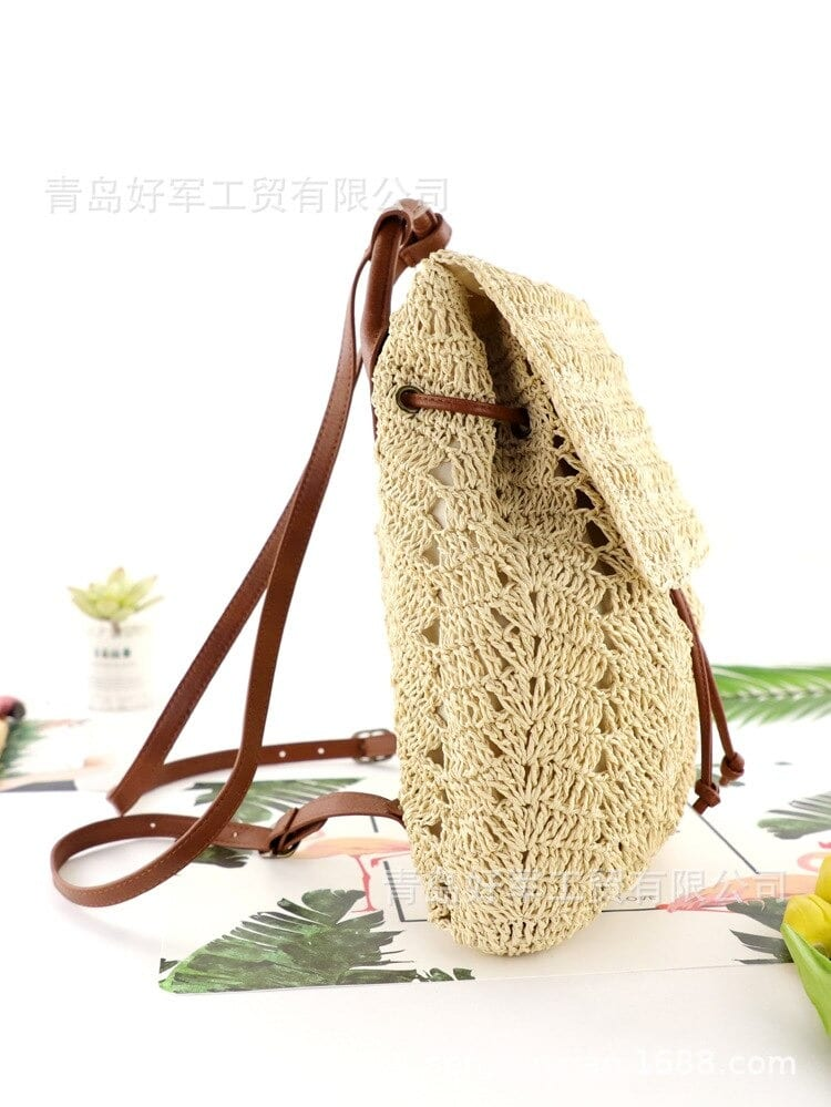 How many small small straw bag good