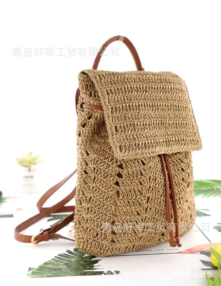 Evening woven leather bag value