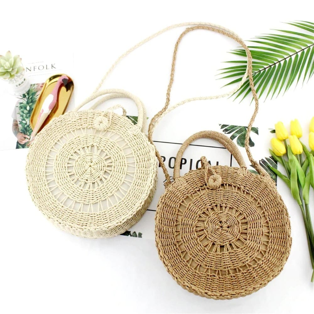 How woven beach bags in bali recomment