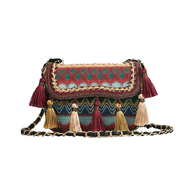 Native straw handbag best