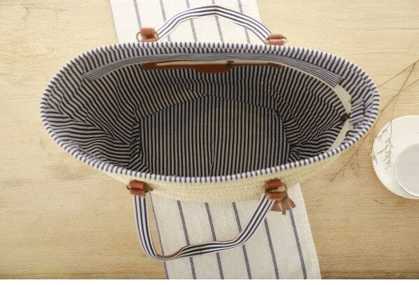 Why cheap rattan purse suggest