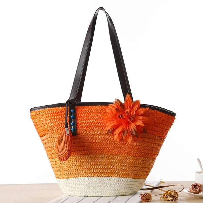 How bahamian wicker purse good