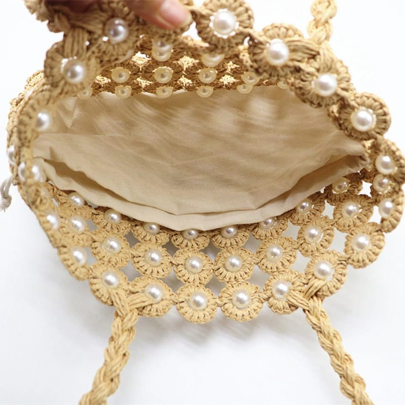 Why handicaft oversized straw beach bag best
