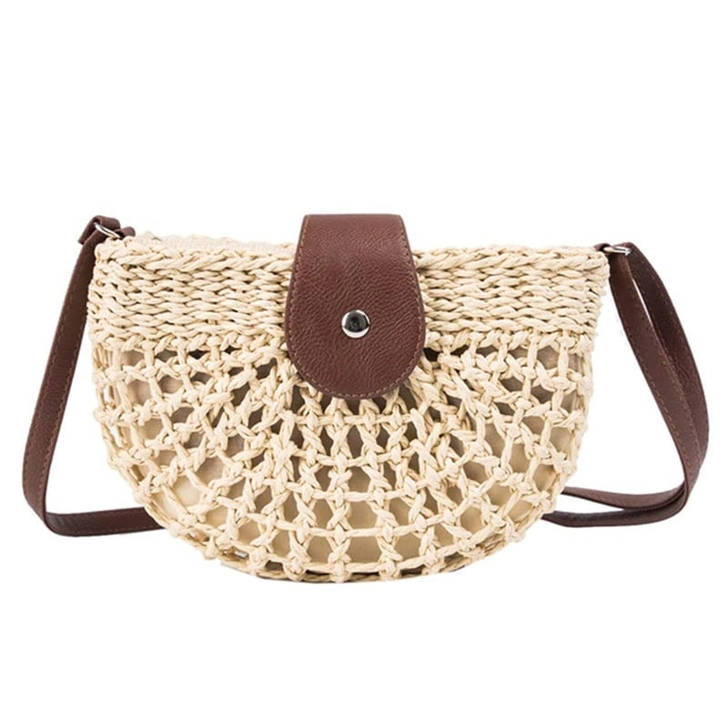 Rattan tote bags made in bali