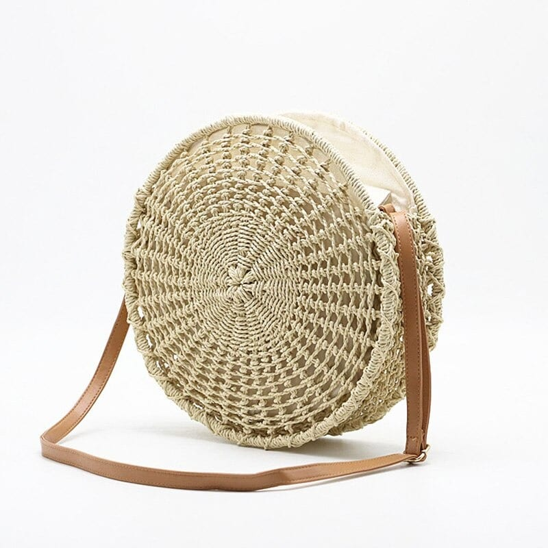 How much cheap wicker handbag
