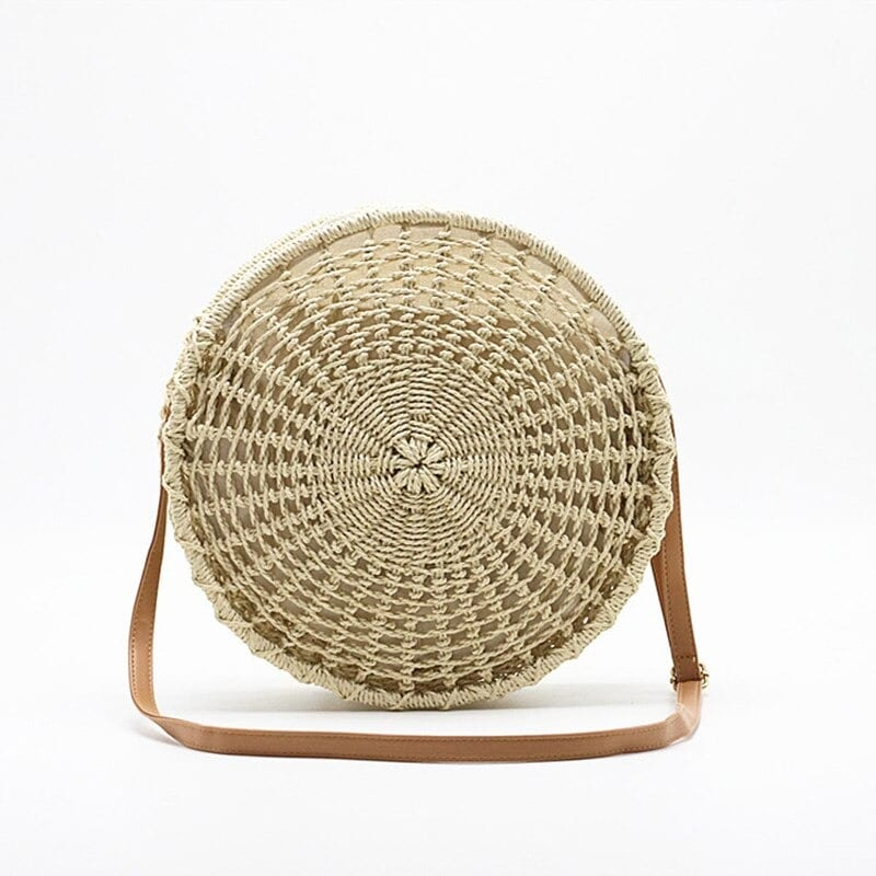 Why high-end straw market bag
