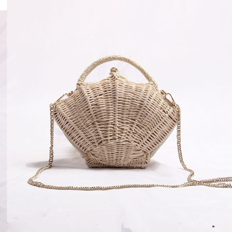 Which knitted straw bags for summer