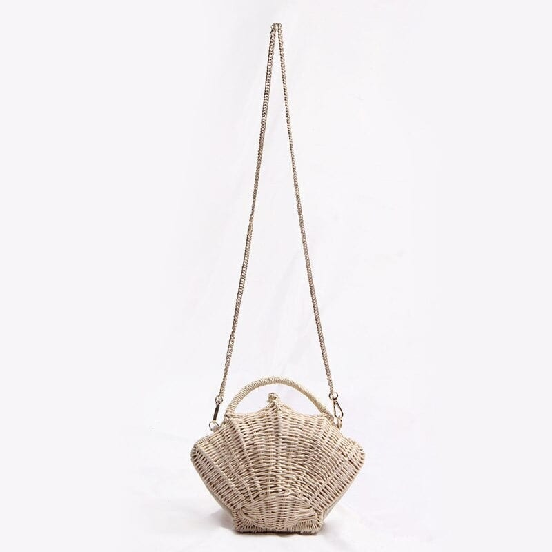 What small rattan bag top