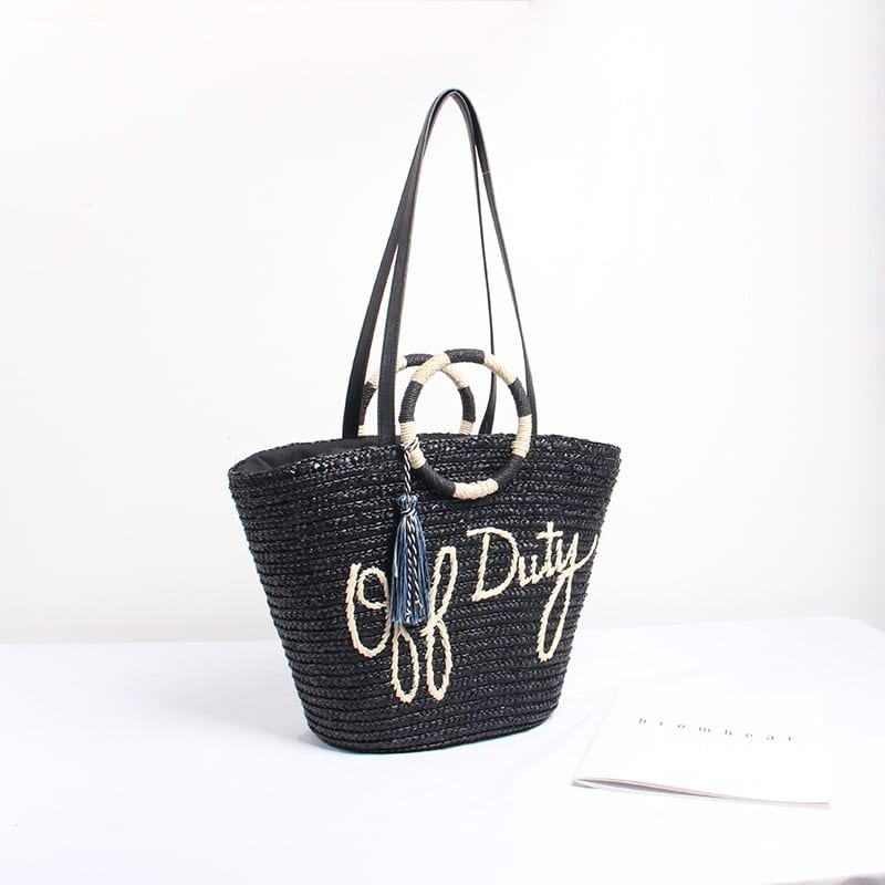 Which straw shoulder bags online shop recomment