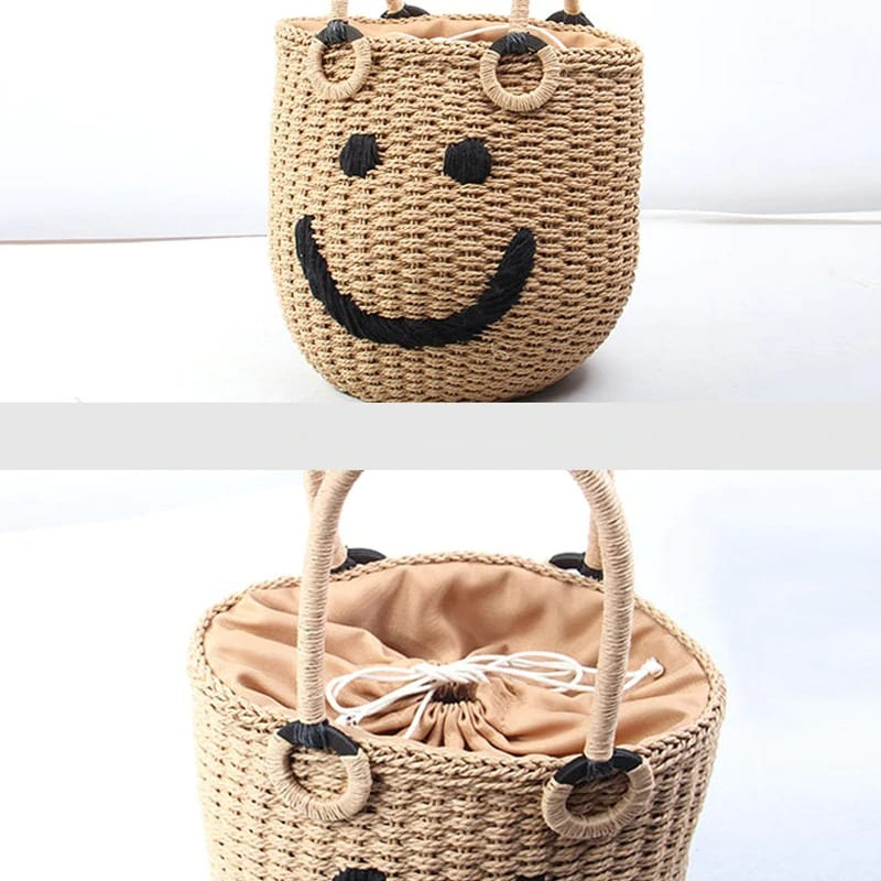 Why cheap wicker beach bag