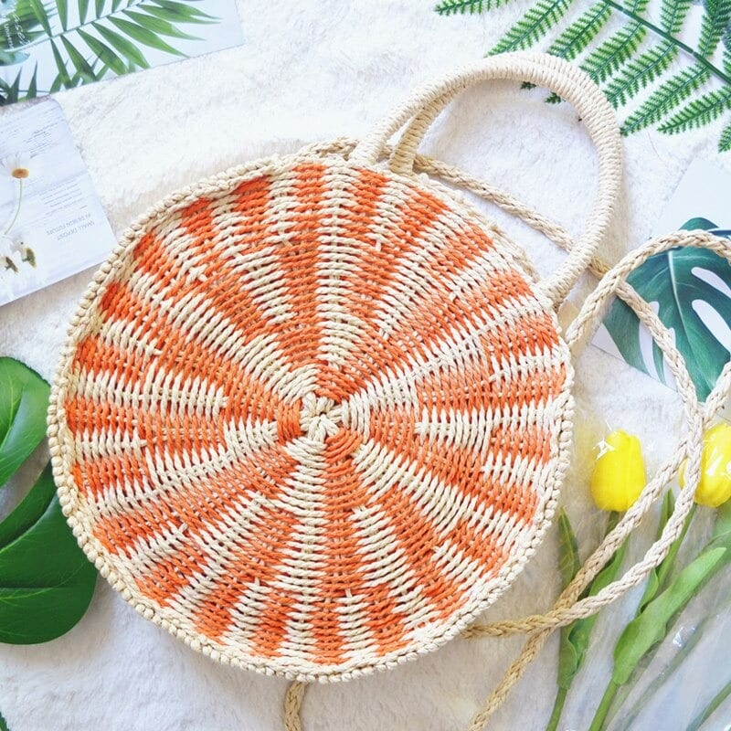Why native straw bags for summer