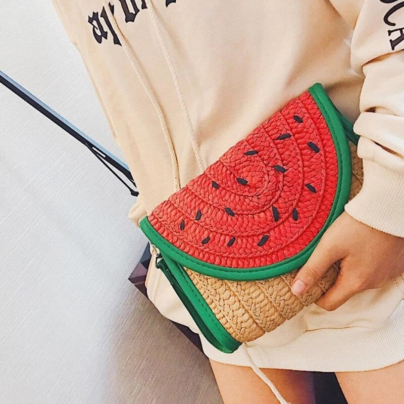 Which handicaft straw bags for summer