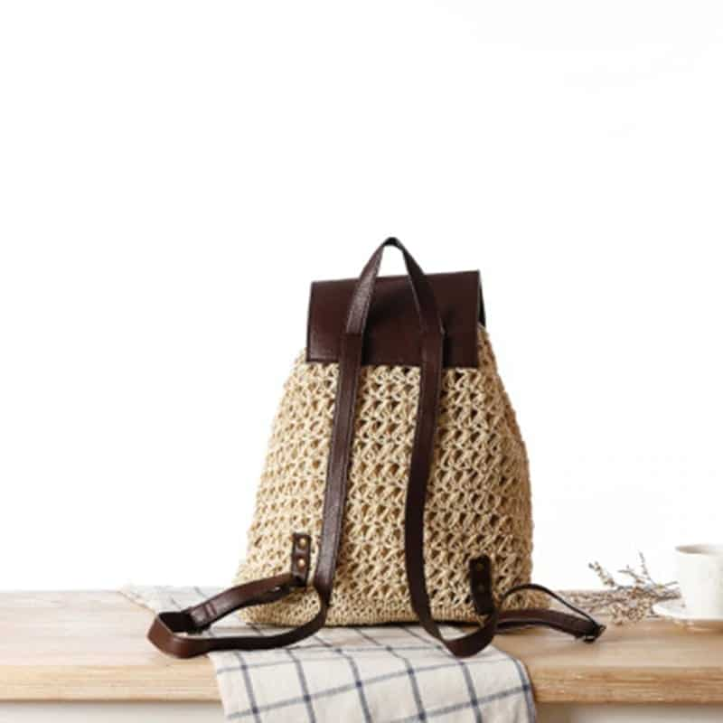 How much half moon round straw crossbody bag recomment