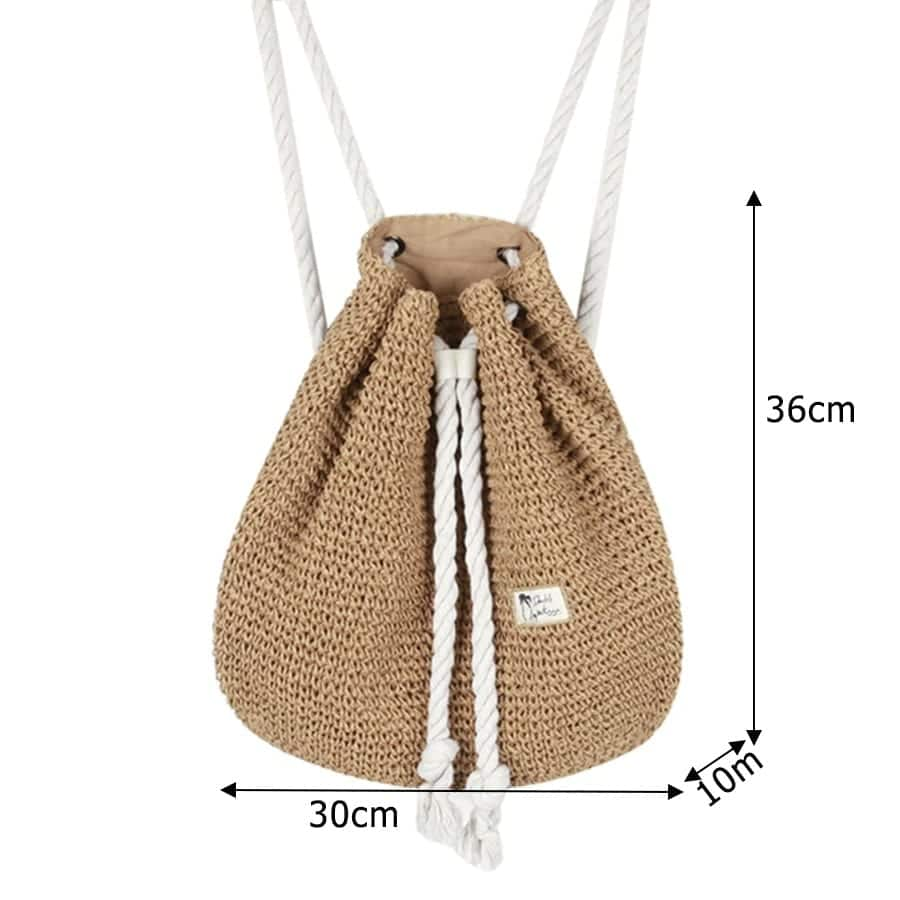 How much bamboo straw totes for summer best