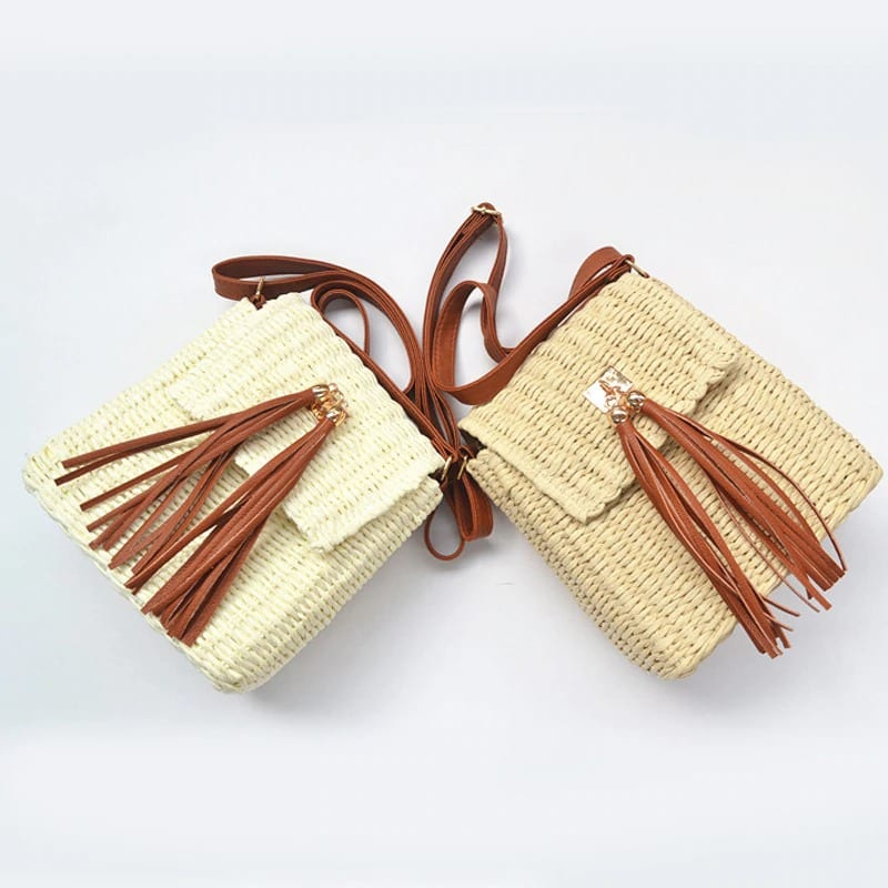 Which handle rattan crossbody bag value