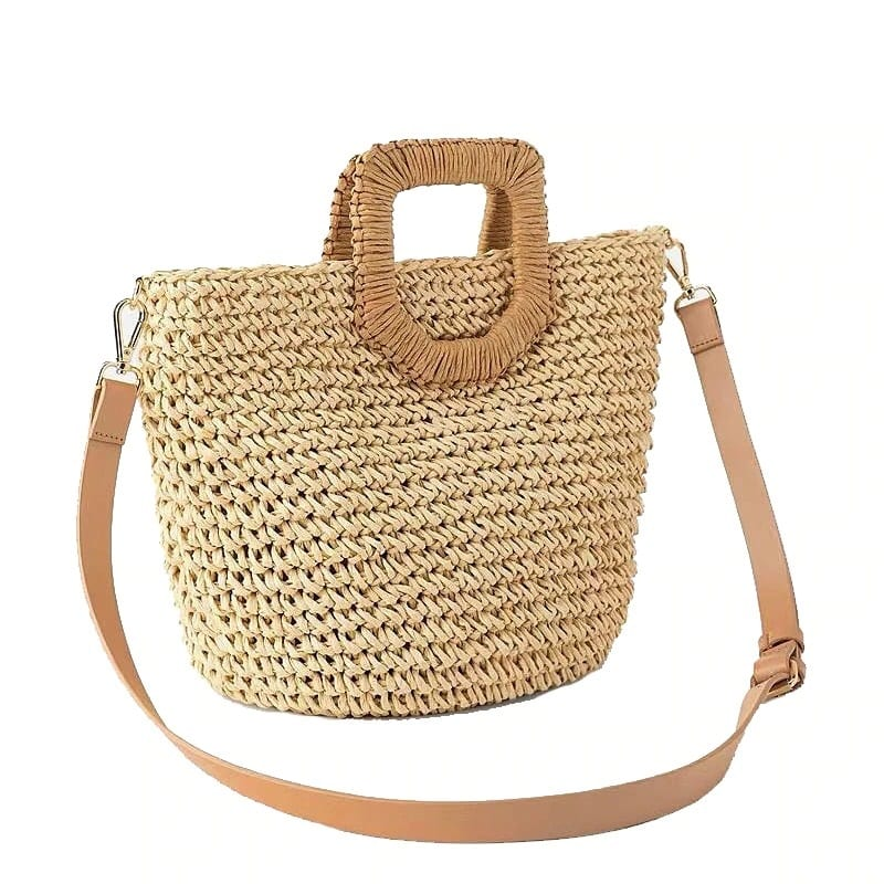 Where wicker handbag and clutches quality
