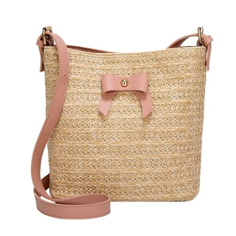 How much rattan and woven crossbody bag recomment