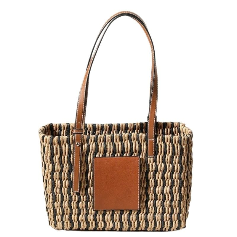 Which wicker tote bags handmade