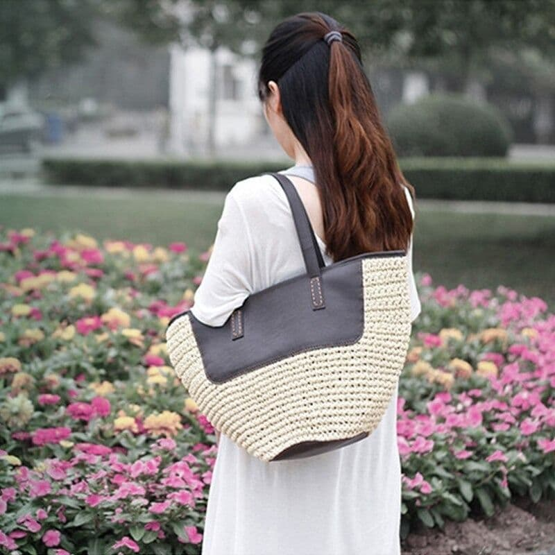 Best summer circle straw bags best