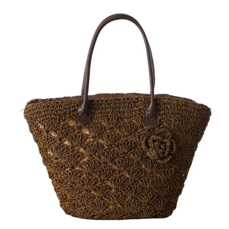 How many bohemian woven leather totes best