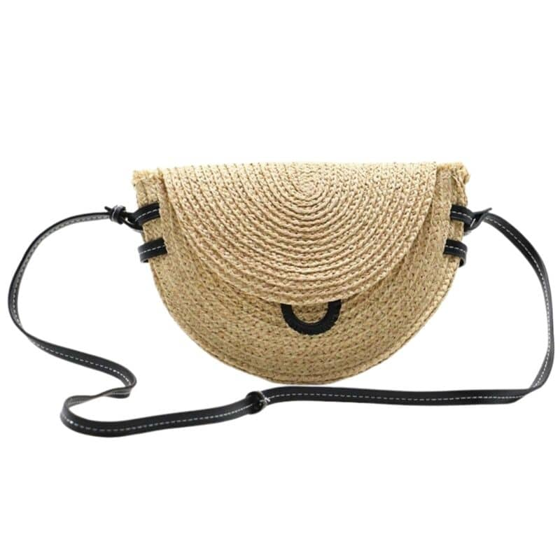What luxury wicker bag suggest