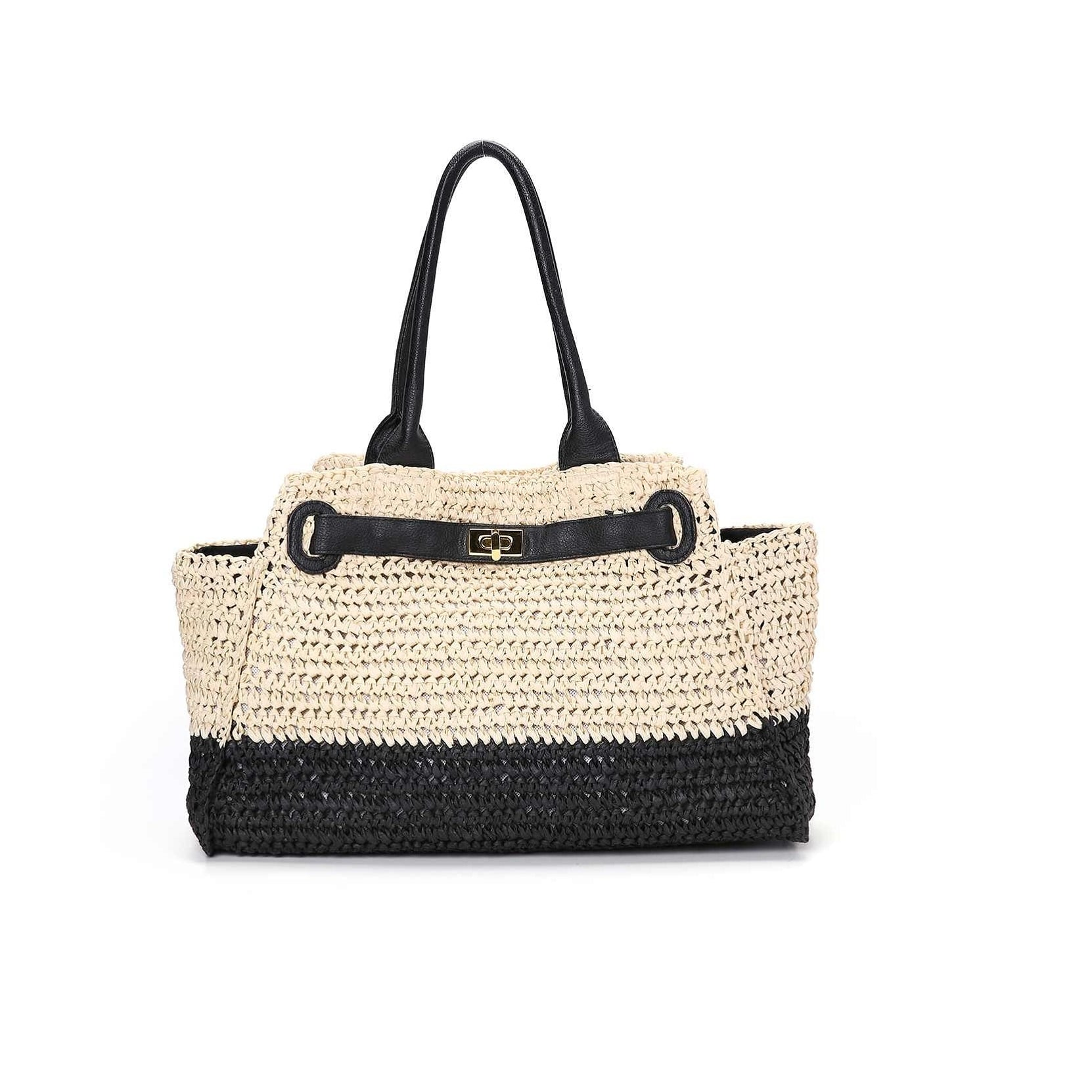 Quality wicker bag