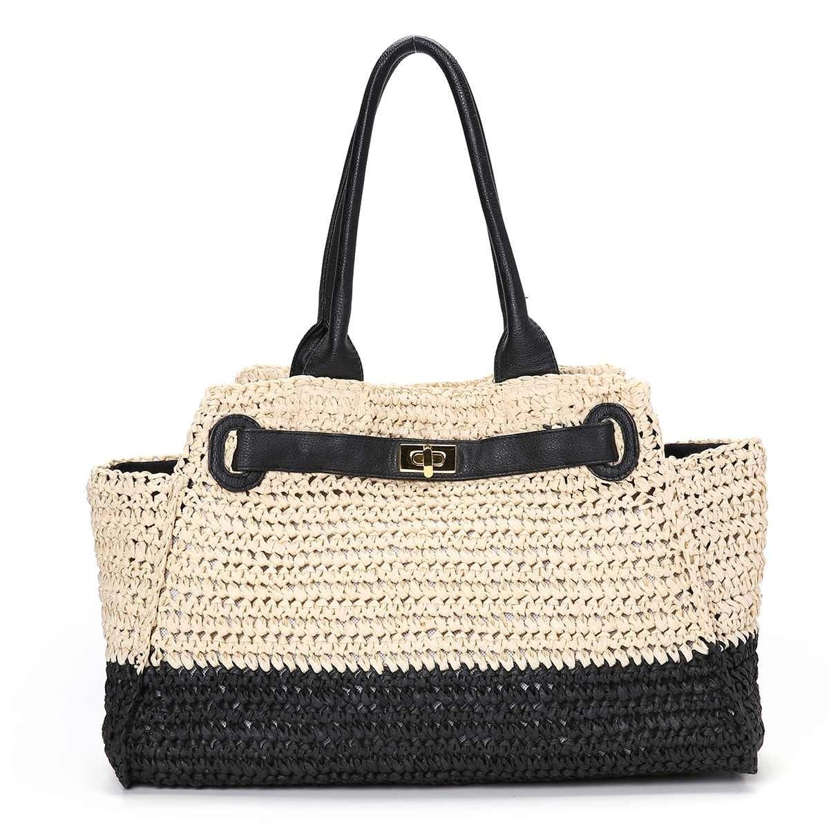 How luxury straw clutch bag recomment
