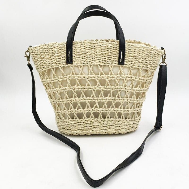 Casual rattan purse recomment