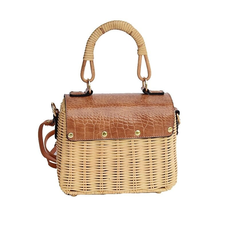 When rattan bags clutch best