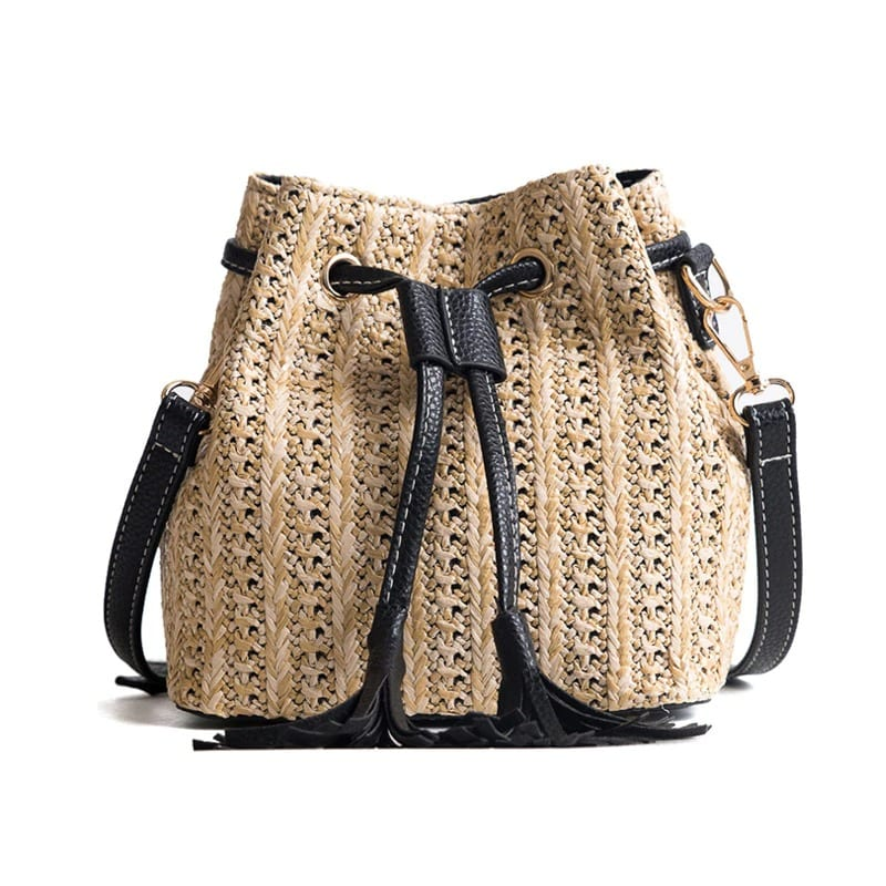 When luxury straw beach bag recomment