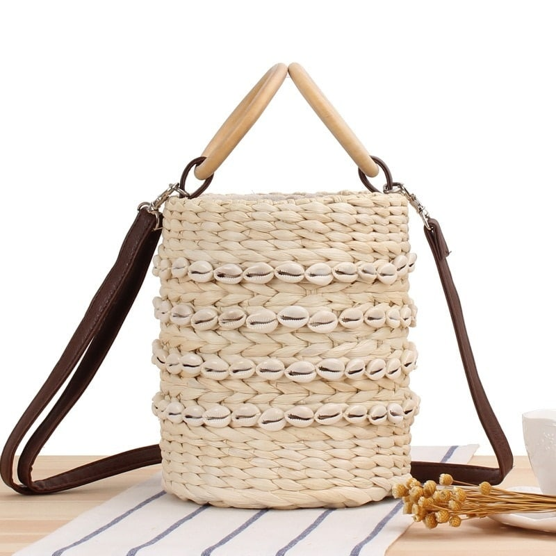 Explore Beading Summer Straw Bags For Festival To Buy