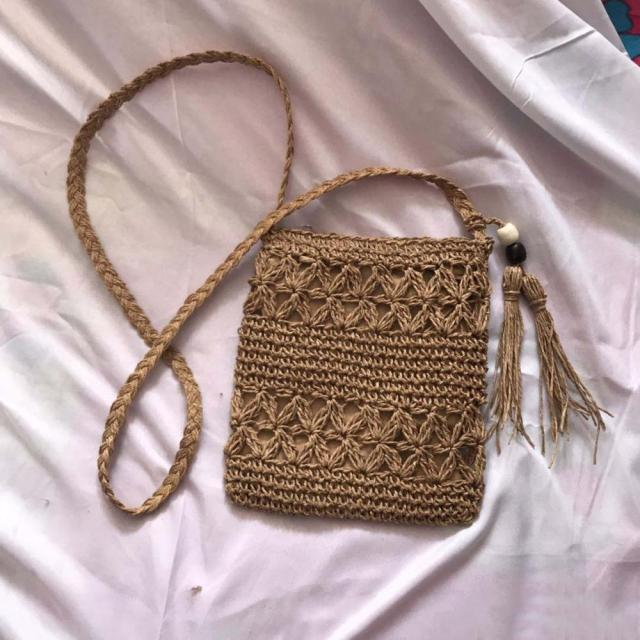 Figure Out Custom Round Rattan Bag Event To Buy